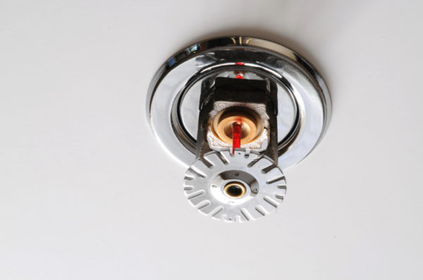 turn off fire sprinkler without fire - prevent water damage