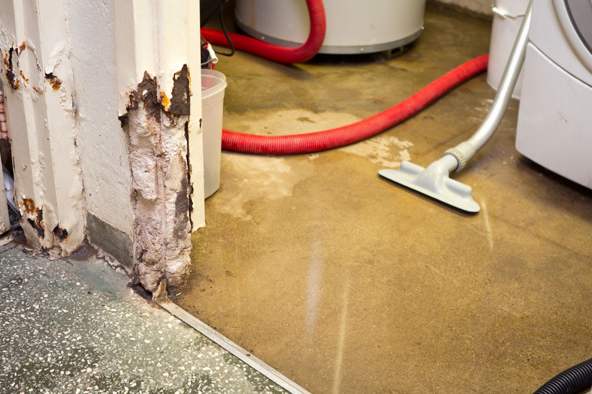 sewage cleanup and flood restoration in San Diego, CA